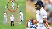 'What a start': Test debutant's incredible takedown of Virat Kohli