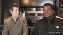 Craig Robinson - On The Road Interview