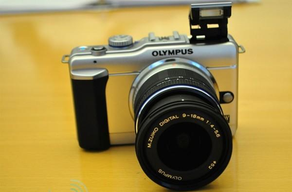 Olympus Pen E-PL1 spins up a review cycle