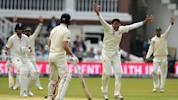 Pakistan on top after England skittled for 184