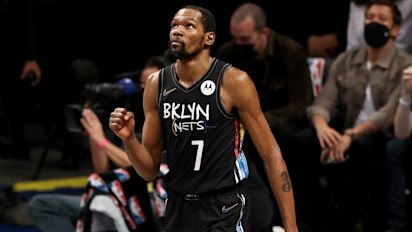 KD vs. everybody: The best player in the world