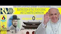 Pope Beatifies 124 Koreans in Seoul Mass