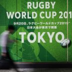 Japan v Scotland to go ahead at World Cup in wake of typhoon