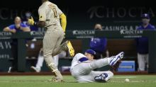 Rangers look to avoid eighth straight loss to Padres