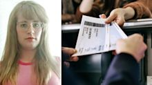 Transgender woman traumatised after being 'belittled' by airline staff