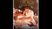 Sidharth Shukla & Neha Sharma's Dil Ko Karaar Aaya First Look Poster OUT & Fans Can't Keep Calm