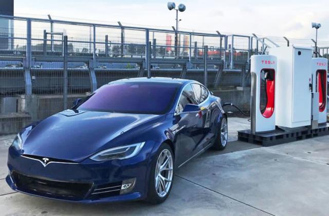 Tesla targets Nürburgring EV record next month