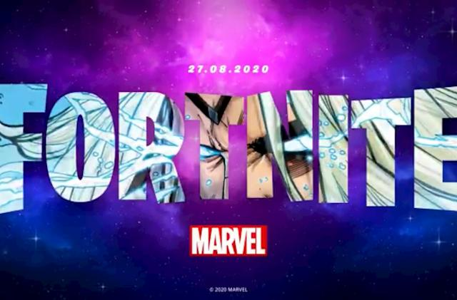 'Fortnite' teases a Marvel theme for the next season