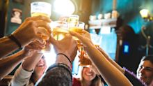 Middle-aged men are binge-drinking at dangerously high levels