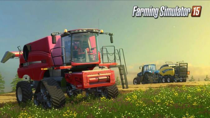 ¿Un juego de tractores? Con 'Farming Simulator 15' es posible