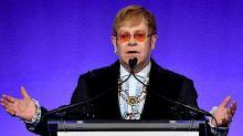 Elton John Accuses Vladimir Putin of 'Hypocrisy' on LGBT Rights Following 'Rocketman' Censorship