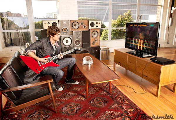 Ubisoft's Rocksmith aims to prove anyone can play guitar