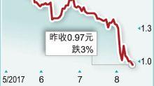《明報》同系萬華媒體預警虧損大增
