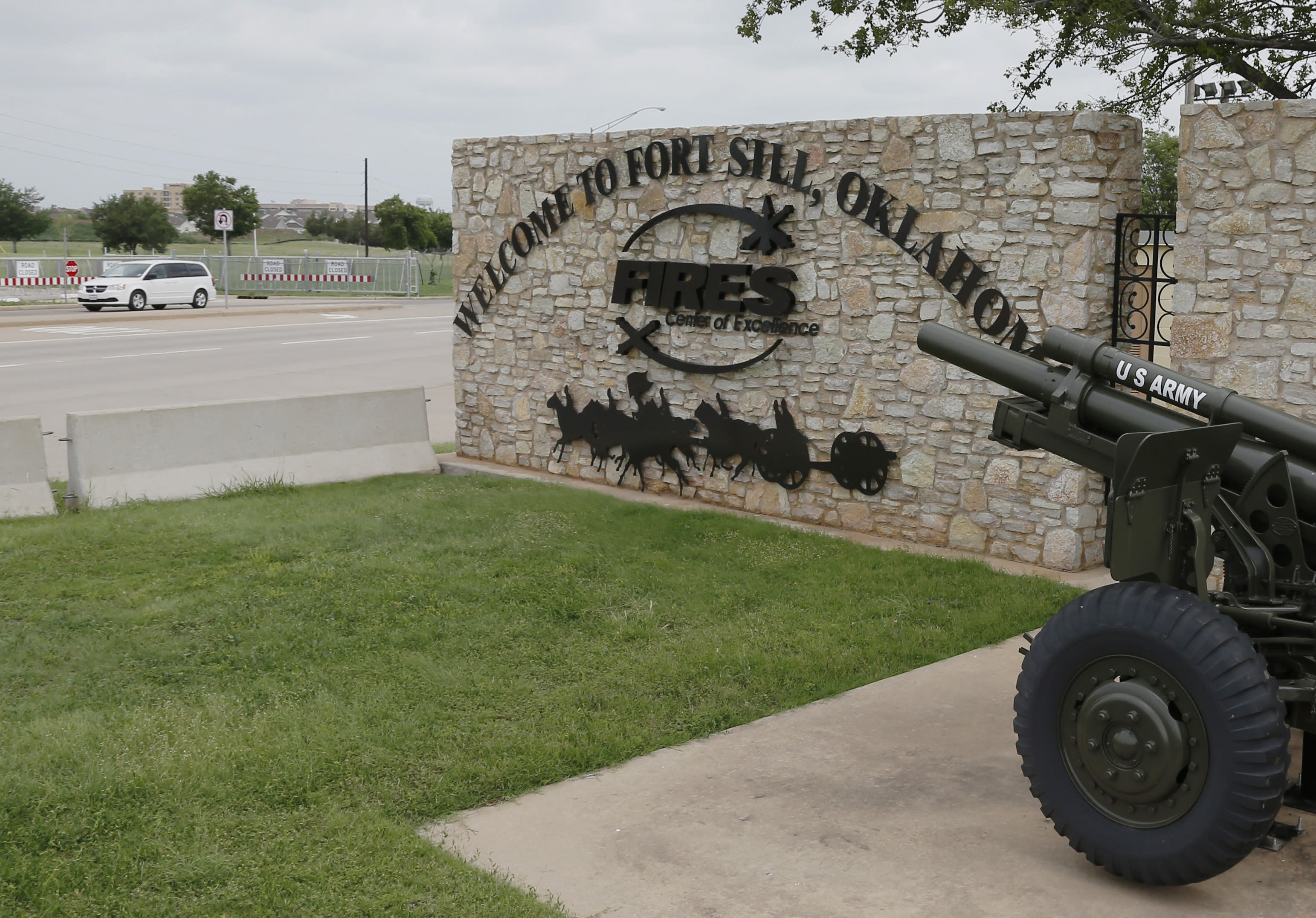 Oklahoma base set for migrant site was WWII internment camp
