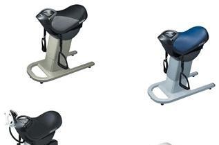 Panasonic's Bucking Bronco fitness equipment: no, we're not kidding