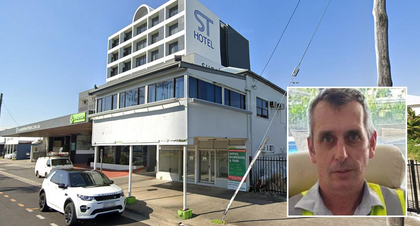 Woman charged with manslaughter over Brisbane man's hotel death – Yahoo News Australia
