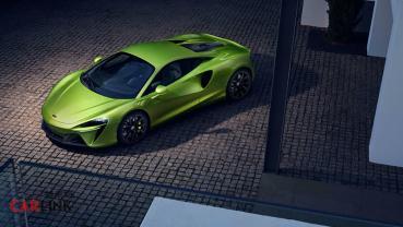 「沒限量」的油電McLaren!全新Artura將於2/24登台發表