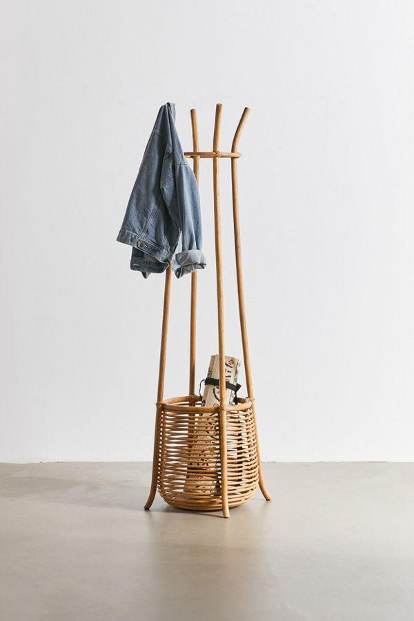 """$229, Urban Outfitters. <a href=""""https://www.urbanoutfitters.com/shop/omera-coat-rack?category=SEARCHRESULTS&color=111"""" rel=""""nofollow noopener"""" target=""""_blank"""" data-ylk=""""slk:Get it now!"""" class=""""link rapid-noclick-resp"""">Get it now!</a>"""
