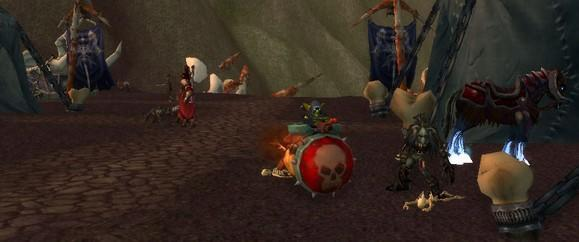 Lichborne: Observations on new death knights in Mists of Pandaria