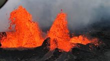 Kilauea is turning some of Hawaii's streets into Bunsen burners