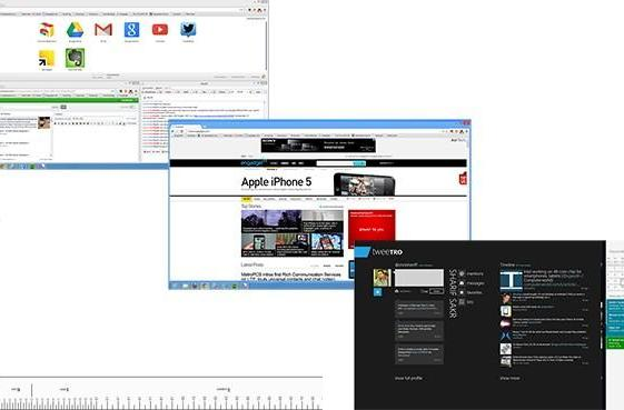 Windows 8 upgrade diary: multiple monitors make my mouse mad