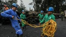 Eight dead, five missing after Colombia mine blast