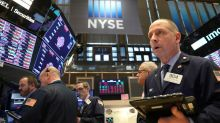 Wall Street slips at open after Morgan Stanley results