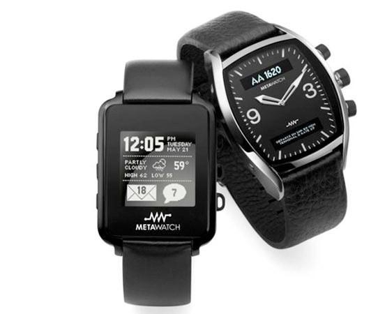 Fossil's Meta Watch delayed once again, clearly has trouble keeping time