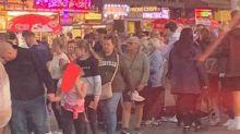 Coronavirus UK: Crowds flock to Blackpool ahead of Lancashire lockdown