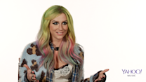 Ke$ha Dishes About Her Love Life