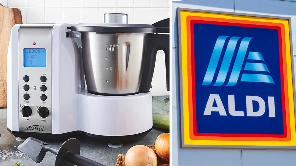 Aldi is selling a bargain knockoff of $2K Thermomix and people are already queuing