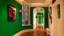 Beautiful ideas for your narrow hallway