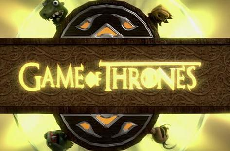 Watch winter come to LittleBigPlanet 3 in Game of Thrones intro