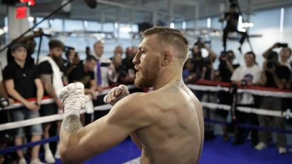 Conor unimpressed by 'The McGregor Challenge'