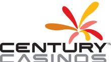 Century Casinos to Ring Nasdaq Closing Bell Celebrating 25 Year Listing Anniversary