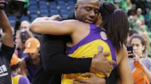Magic Johnson thanks former Lady Vols star Candace Parker for her time with Los Angeles Sparks