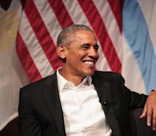 Barack Obama paid another $400,000, this time for a 90-minute speech to advertisers