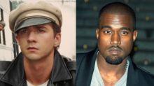 Shia LaBeouf le dio la gorra de Indiana Jones a Kanye West ¡y el rapero nunca la devolvió!