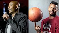 The connection between Dave Chappelle and Hank Gathers