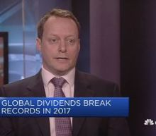 Global dividends break records in 2017