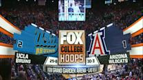 03/15/2014 UCLA vs Arizona Men's Basketball Highlights