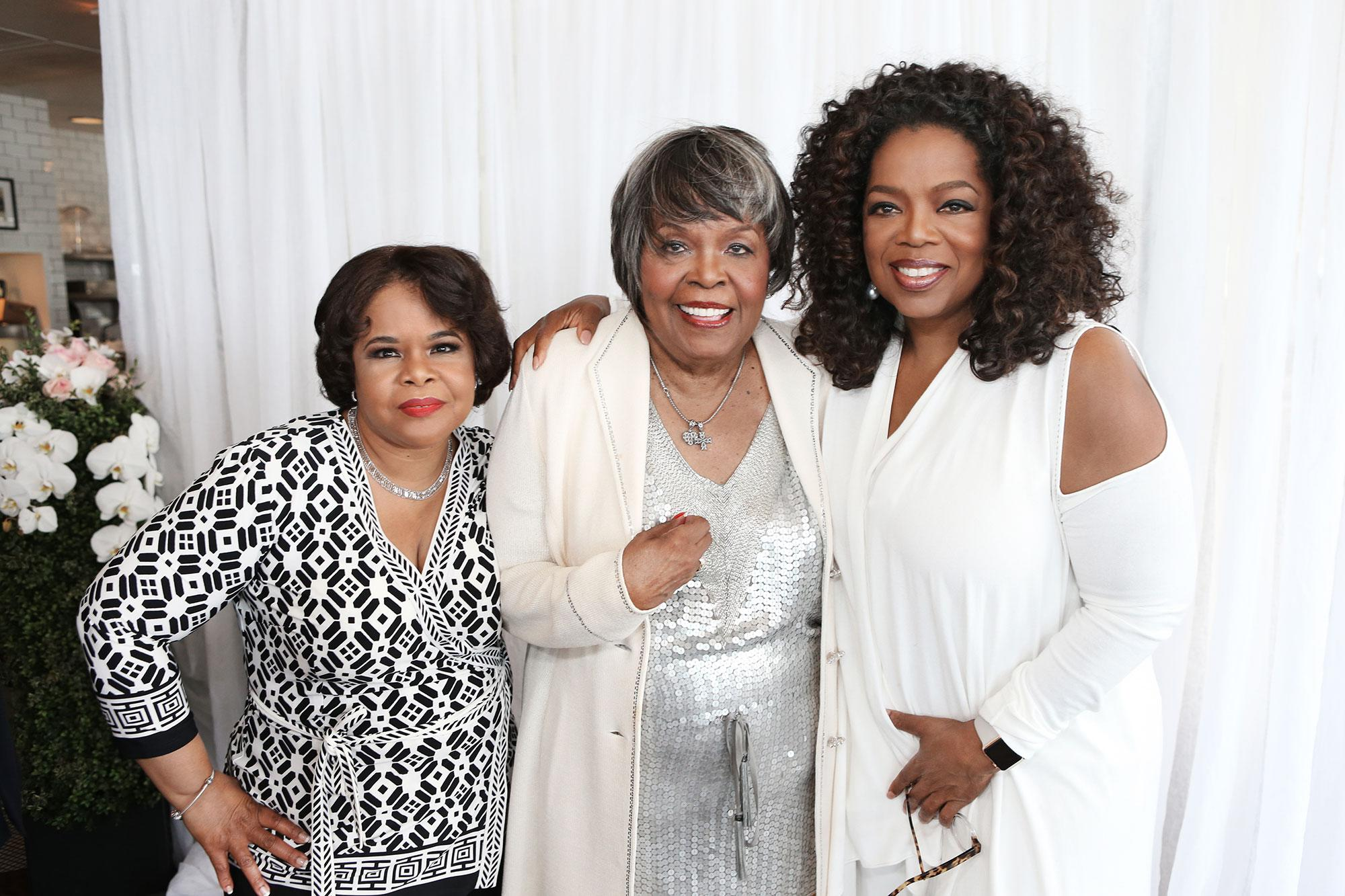 Oprah Winfrey Opens Up About Her Mother\'s Death — and Their \'Sacred ...