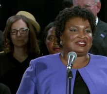 Stacey Abrams Ends Challenge Against Republican Brian Kemp for Georgia Governor