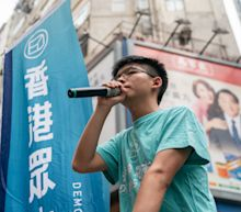 Hong Kong Activist Joshua Wong Is Released From Prison Early
