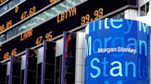 Morgan Stanley Joins Bank Bond Bonanza With Three-Part Sale