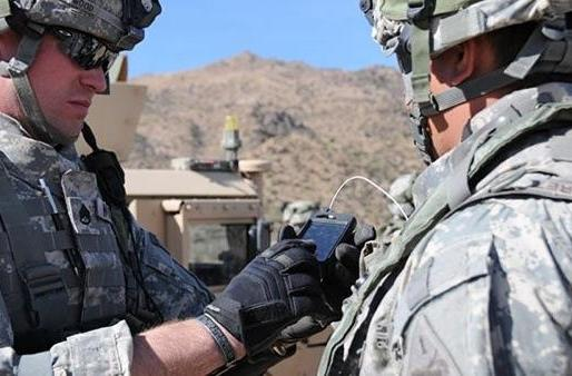 Android Army: US soldiers to leverage portable battlefield network and smartphones