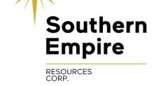 Southern Empire Options Pedro Gold Project, México