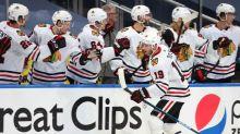 NHL Live Blog: Blackhawks pulling away from Oilers