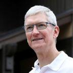 Factbox: 'To Tim': Trump's tweets to Apple CEO Cook on factories, iPhones
