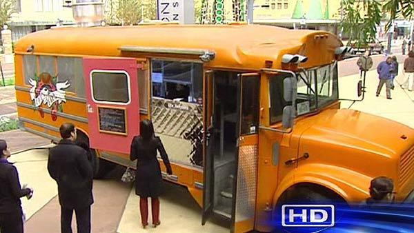 Houston Pavilions starts daily food truck service